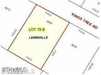 8808 Kings Tree Road, Lewisville, NC 27023 (MLS #713947) :: RE/MAX Impact Realty