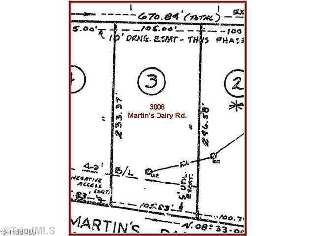 3008 Martins Dairy, Winston Salem, NC 27107 (MLS #713988) :: Ward & Ward Properties, LLC