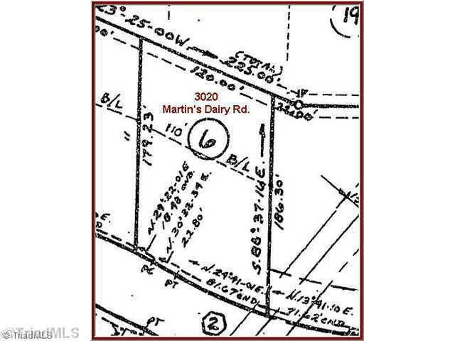 3020 Martins Dairy Road, Winston Salem, NC 27107 (MLS #713991) :: RE/MAX Impact Realty