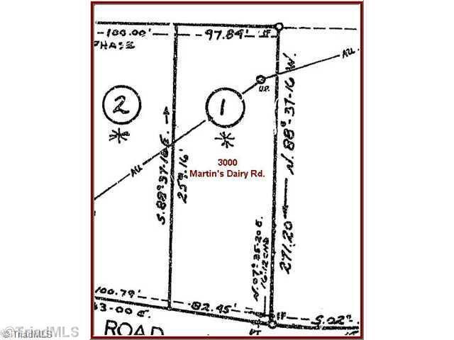 3000 Martins Dairy, Winston Salem, NC 27107 (MLS #713995) :: Ward & Ward Properties, LLC