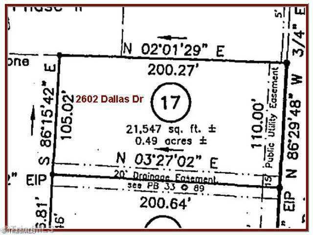 2602 Dallas, Winston Salem, NC 27107 (MLS #714008) :: RE/MAX Impact Realty