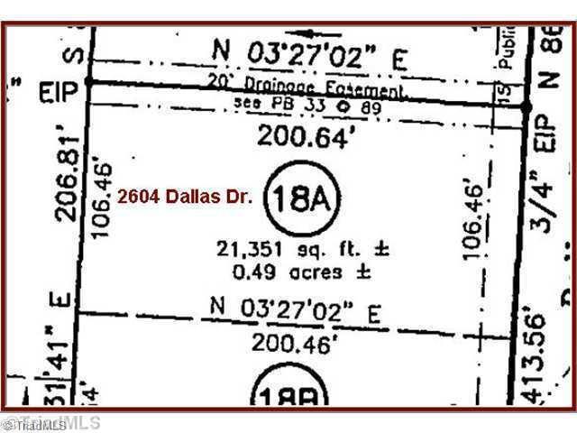 2604 Dallas, Winston Salem, NC 27107 (MLS #714038) :: Kristi Idol with RE/MAX Preferred Properties