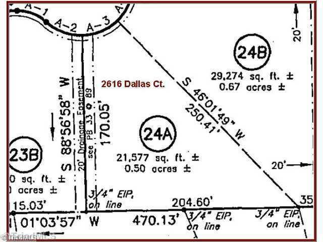 2916 Dallas, Winston Salem, NC 27107 (MLS #714048) :: Kristi Idol with RE/MAX Preferred Properties