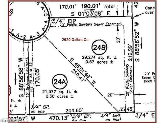 2920 Dallas, Winston Salem, NC 27107 (MLS #714050) :: Kristi Idol with RE/MAX Preferred Properties