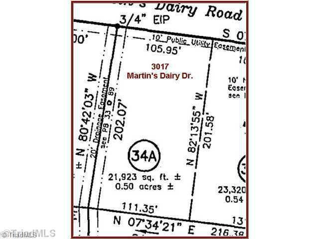 3017 Martins Dairy, Winston Salem, NC 27107 (MLS #714132) :: Kristi Idol with RE/MAX Preferred Properties