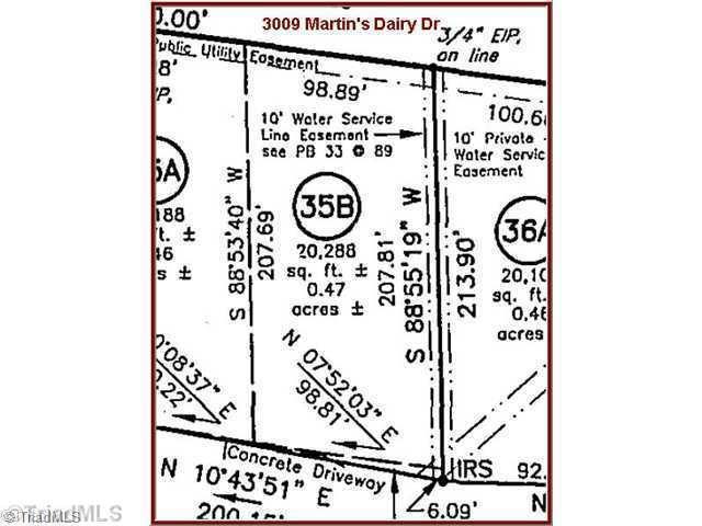 3009 Martins Dairy, Winston Salem, NC 27107 (MLS #714139) :: Ward & Ward Properties, LLC
