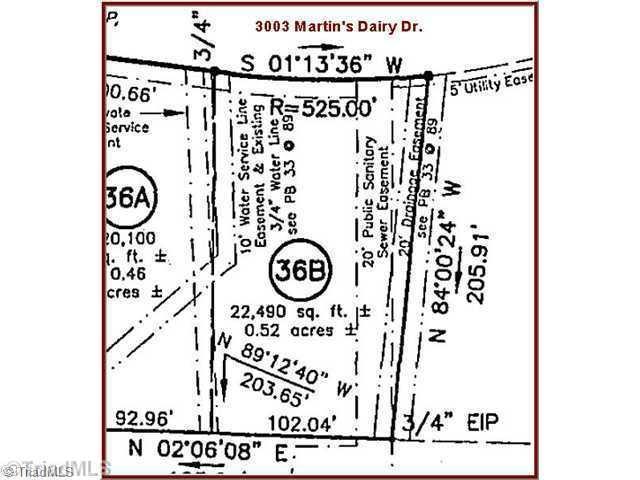 3003 Martins Dairy, Winston Salem, NC 27107 (MLS #714248) :: RE/MAX Impact Realty