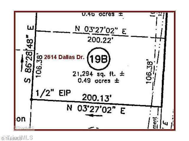 2614 Dallas, Winston Salem, NC 27107 (MLS #714256) :: RE/MAX Impact Realty