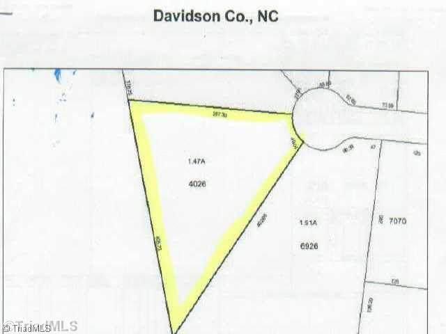 1129 Ivy Yokeley Road, Winston Salem, NC 27107 (MLS #849159) :: Ward & Ward Properties, LLC