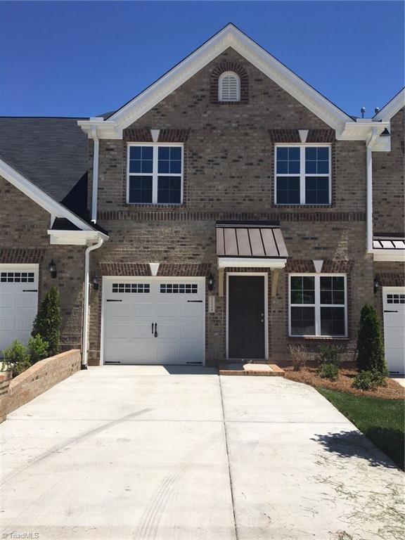 3524 Timbergate Lane Lot 144, High Point, NC 27265 (MLS #854793) :: Lewis & Clark, Realtors®