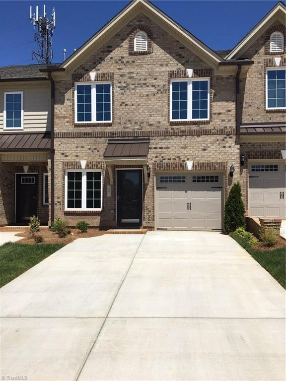 805 Piedmont Crossing Drive Lot 160, High Point, NC 27265 (MLS #858444) :: Banner Real Estate