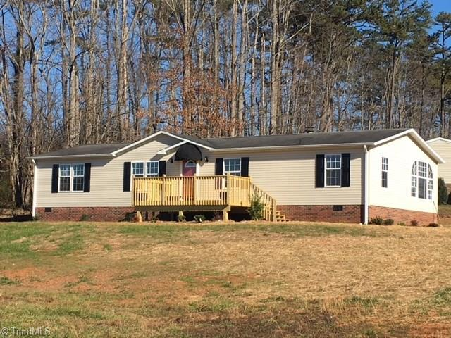 183 Green Walnut Street, Traphill, NC 28685 (MLS #861073) :: RE/MAX Impact Realty
