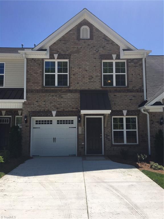 3541 Timbergate Lane Lot 168, High Point, NC 27265 (MLS #862058) :: Lewis & Clark, Realtors®