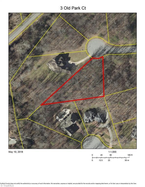 3 Old Park Court, Greensboro, NC 27407 (MLS #886147) :: Lewis & Clark, Realtors®