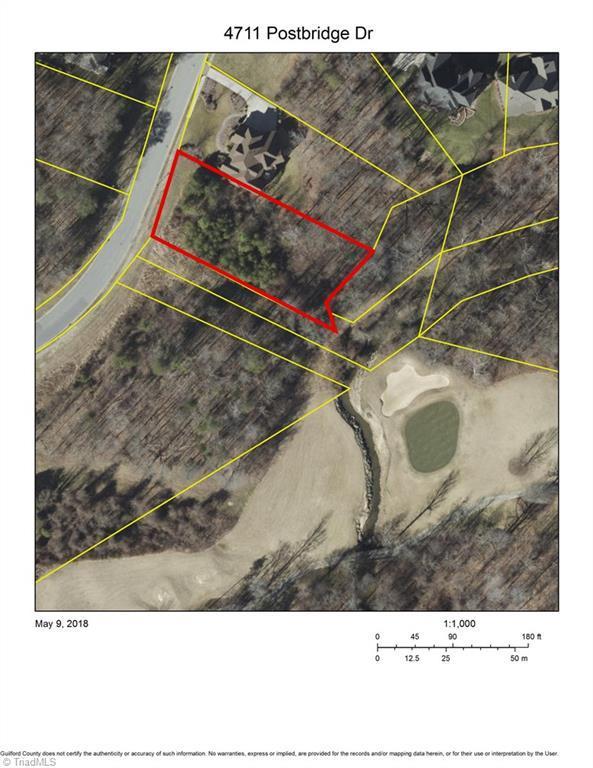 4711 Postbridge Drive, Greensboro, NC 27407 (MLS #886155) :: Ward & Ward Properties, LLC