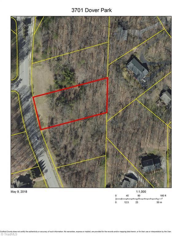 3701 Dover Park Road, Greensboro, NC 27407 (MLS #886161) :: Ward & Ward Properties, LLC