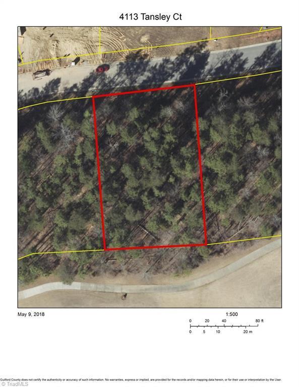 4113 Tansley Court, Greensboro, NC 27407 (MLS #886165) :: Ward & Ward Properties, LLC