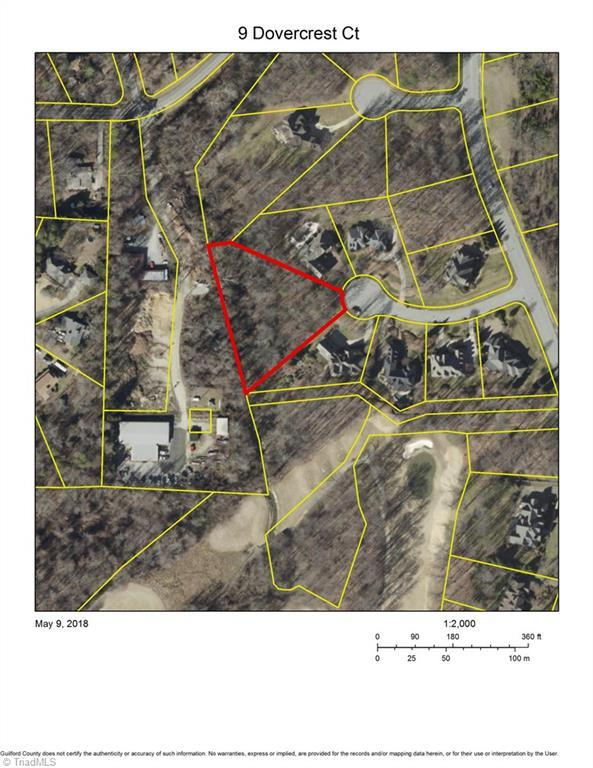 9 Dovercrest Court, Greensboro, NC 27407 (MLS #886171) :: Ward & Ward Properties, LLC