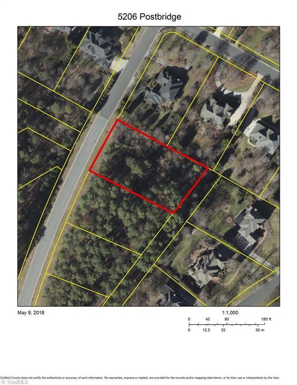 5206 Postbridge Drive, Greensboro, NC 27407 (MLS #886188) :: Ward & Ward Properties, LLC