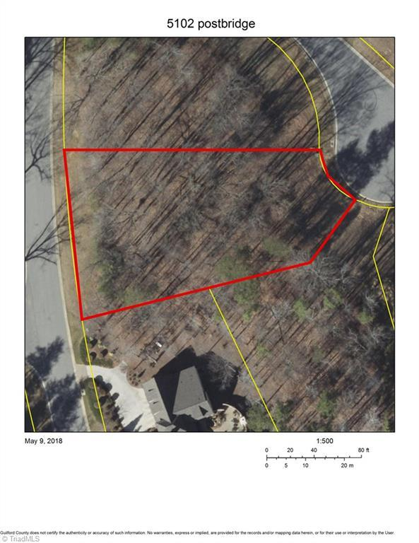5102 Postbridge Drive, Greensboro, NC 27407 (MLS #886190) :: Ward & Ward Properties, LLC