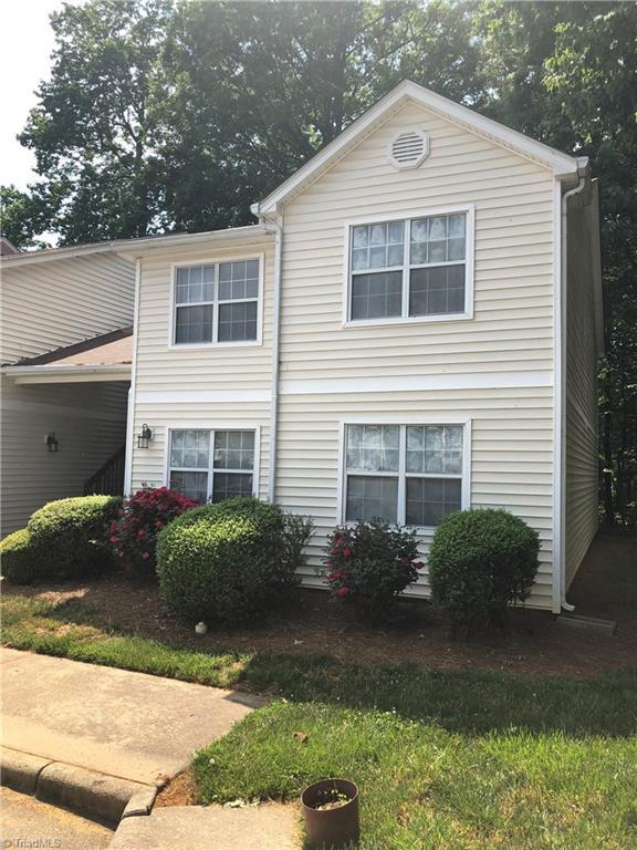 4330 Edith Lane C, Greensboro, NC 27409 (MLS #886460) :: Lewis & Clark, Realtors®