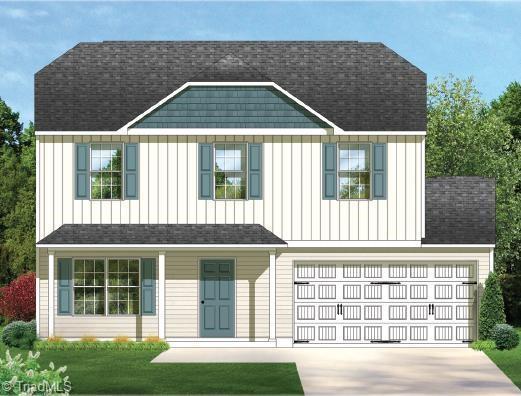 2507 Windstone Court, Asheboro, NC 27203 (MLS #891877) :: Kristi Idol with RE/MAX Preferred Properties