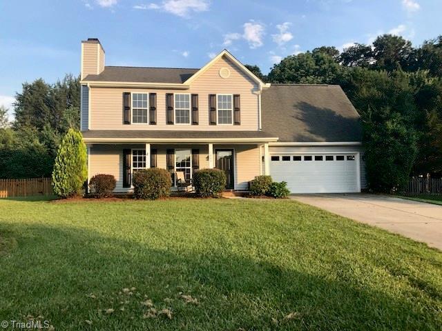 1606 Glenn Meade Drive, High Point, NC 27265 (MLS #891986) :: Lewis & Clark, Realtors®