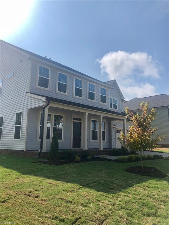 161 Glenfield Lane, Burlington, NC 27215 (MLS #898300) :: Banner Real Estate