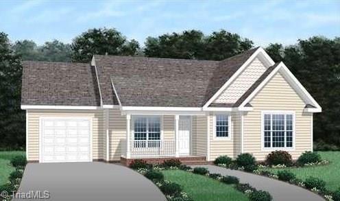 4616 Boxwood Drive, Walkertown, NC 27051 (MLS #900540) :: Lewis & Clark, Realtors®