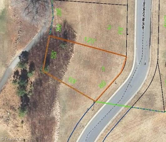 LOT 1 High Meadow Drive, Asheboro, NC 27205 (MLS #901810) :: Berkshire Hathaway HomeServices Carolinas Realty