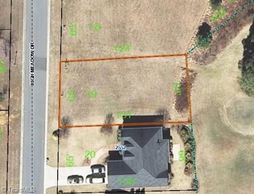 LOT 19 High Meadow Drive, Asheboro, NC 27205 (MLS #901811) :: Greta Frye & Associates | KW Realty Elite