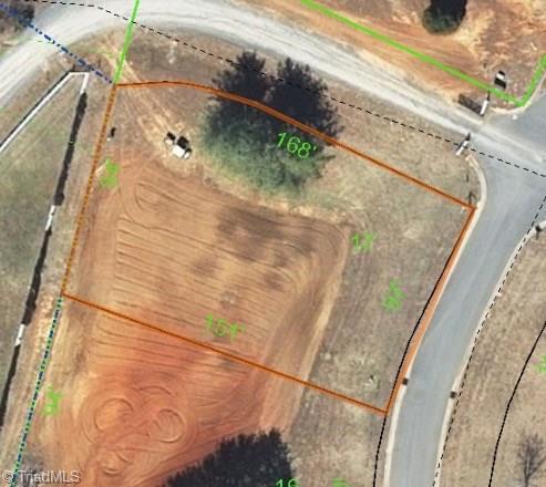 LOT 17 Deer Ridge Road, Asheboro, NC 27205 (MLS #901825) :: Berkshire Hathaway HomeServices Carolinas Realty
