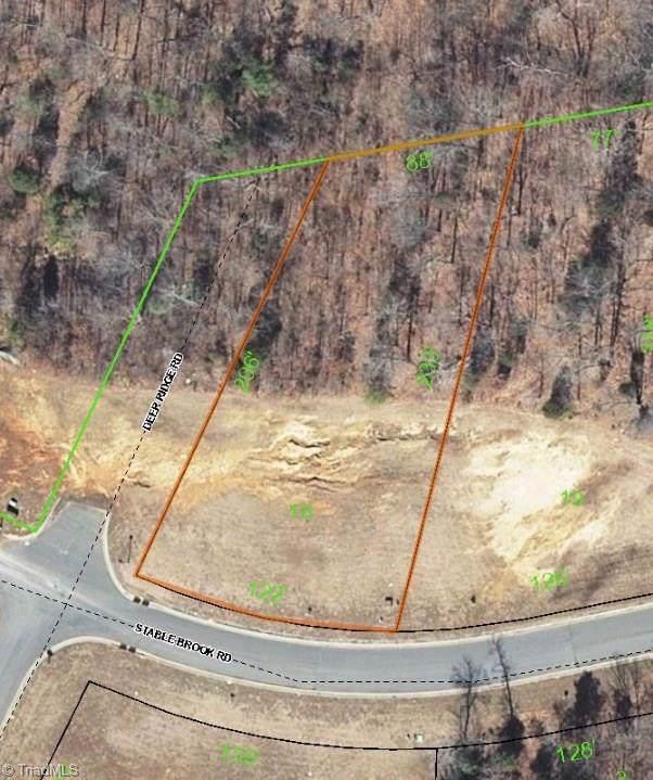 LOT 18 Stable Brook Road, Asheboro, NC 27205 (MLS #901827) :: Berkshire Hathaway HomeServices Carolinas Realty