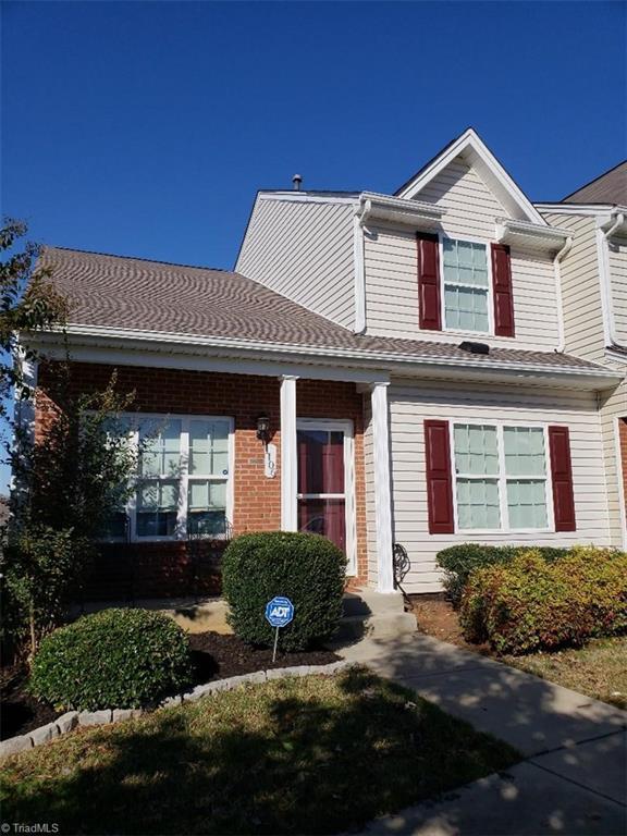 1106 Rose Petal Way, Whitsett, NC 27377 (MLS #909660) :: Kristi Idol with RE/MAX Preferred Properties