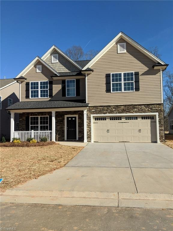 1464 Land Grove Drive, Kernersville, NC 27284 (MLS #910849) :: Kim Diop Realty Group
