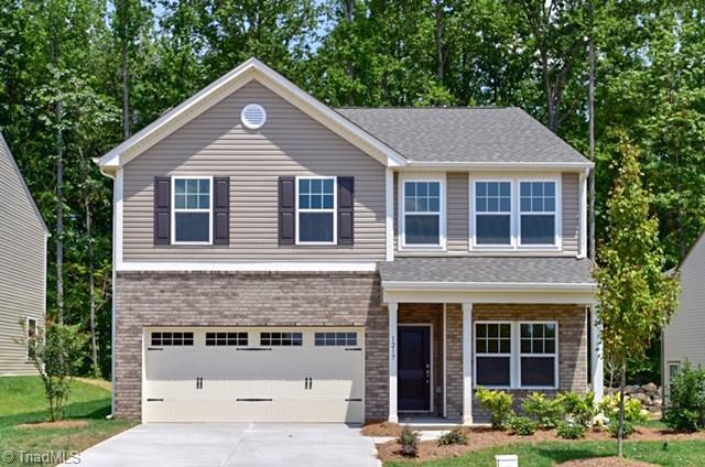 3408 Vickrey Woods Place, High Point, NC 27260 (MLS #913757) :: Kristi Idol with RE/MAX Preferred Properties