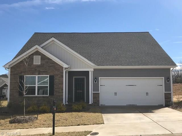5389 Holbein Gate Road Lot 20, Walkertown, NC 27051 (MLS #917306) :: NextHome In The Triad