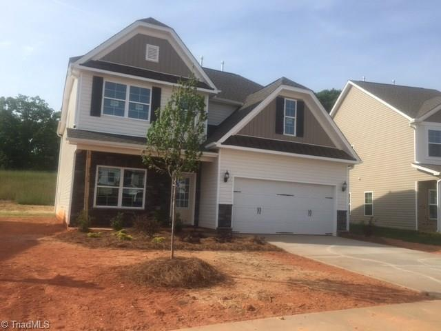 5210 Harvest Oak Drive Lot 16, Greensboro, NC 27406 (MLS #917374) :: HergGroup Carolinas