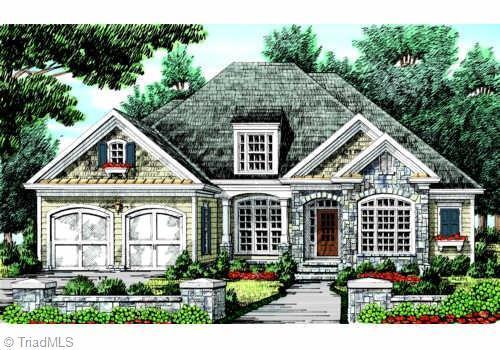 202 Belle Arbor Drive, Winston Salem, NC 27107 (MLS #918015) :: HergGroup Carolinas