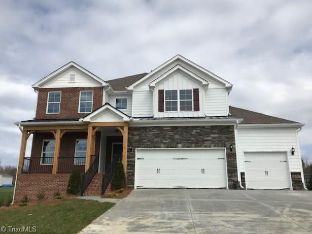4922 Knollview Drive Lot 114, Walkertown, NC 27051 (MLS #925964) :: Berkshire Hathaway HomeServices Carolinas Realty