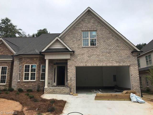 204 Jordan Crossing Avenue, Jamestown, NC 27282 (MLS #926285) :: Ward & Ward Properties, LLC