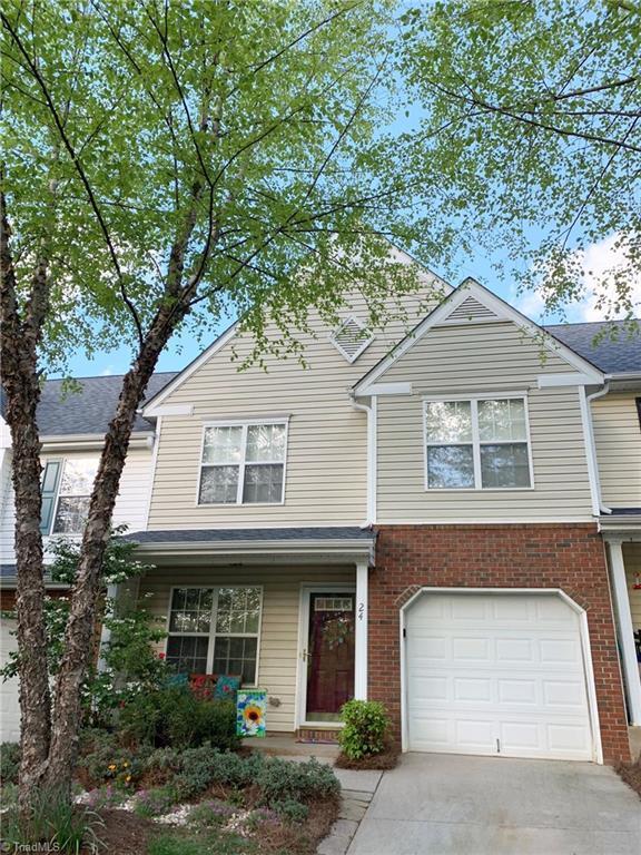 24 Josephine Circle, Greensboro, NC 27410 (MLS #929364) :: HergGroup Carolinas