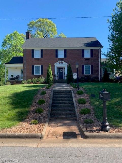 101 Pilson Street, North Wilkesboro, NC 28659 (MLS #929666) :: RE/MAX Impact Realty