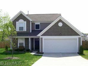 1205 Turney Court, High Point, NC 27262 (MLS #943455) :: Berkshire Hathaway HomeServices Carolinas Realty