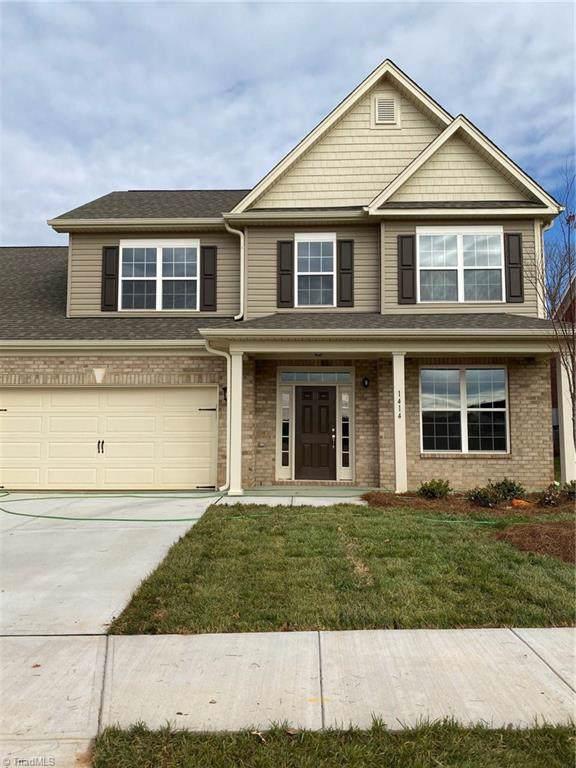 1414 Farm Ridge Road, Kernersville, NC 27284 (MLS #955491) :: Ward & Ward Properties, LLC