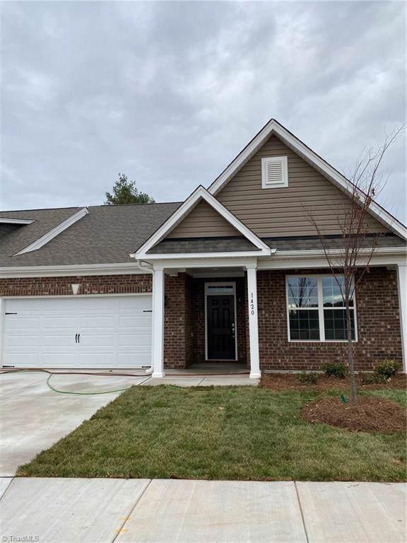 1420 Farm Ridge Road, Kernersville, NC 27284 (MLS #955512) :: Ward & Ward Properties, LLC