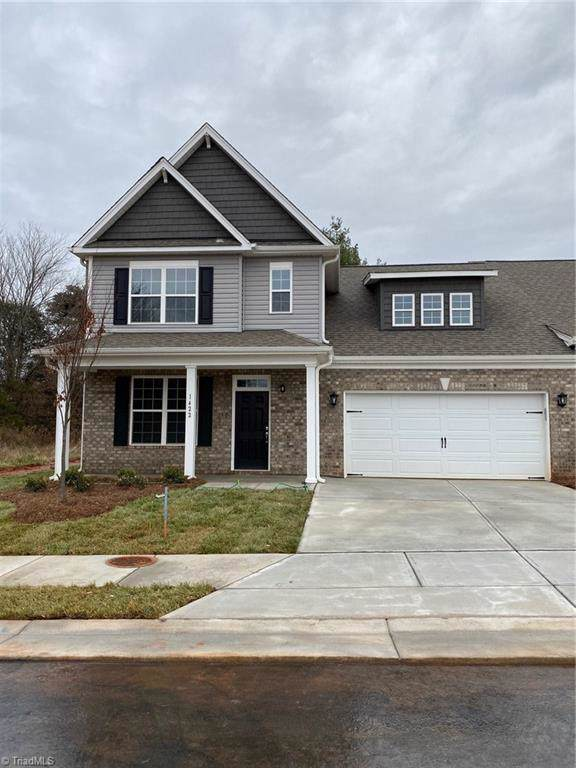 1422 Farm Ridge Road, Kernersville, NC 27284 (MLS #955518) :: Ward & Ward Properties, LLC