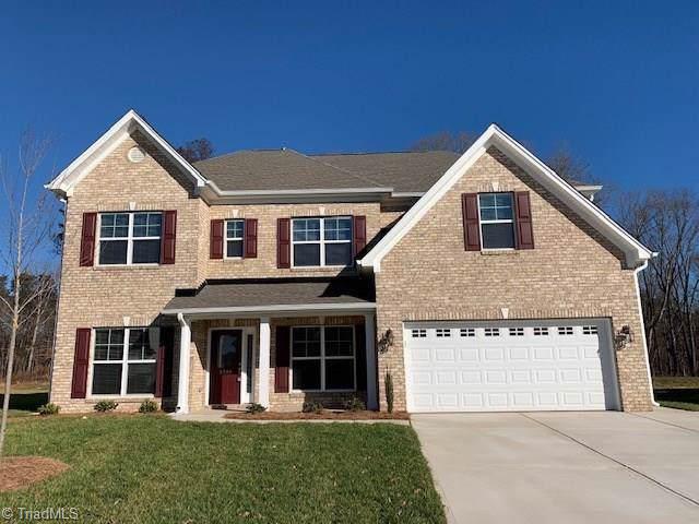 5790 Highland Grove Drive #32, Summerfield, NC 27358 (MLS #956099) :: Ward & Ward Properties, LLC