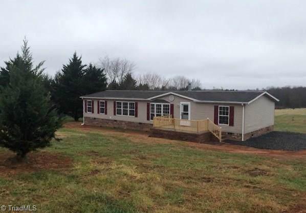 933 Round Peak Church Road, Mount Airy, NC 27030 (MLS #956941) :: Ward & Ward Properties, LLC