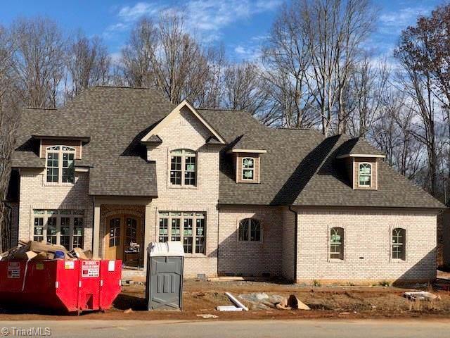 8518 Parkchester Place, Oak Ridge, NC 27310 (MLS #958907) :: Ward & Ward Properties, LLC